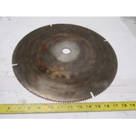 "16"" 200T 1-1/4"" Arbor Wood Cut Circular Saw Blade"