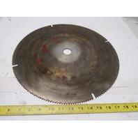"16"" 200T 1-1/4"" Arbor Wood Cut Circular Saw Blade"