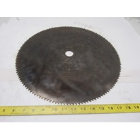 "16"" 160T 1-1/4"" Arbor Cross Cut Circular Saw Blade"