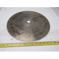"EC Atkins 16"" 160T 1-1/4"" Arbor Wood Cut Circular Saw Blade"