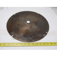 "EC Atkins 16"" 200T 1-1/4"" Arbor Wood Cross Cut Circular Saw Blade"