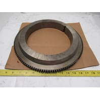"309-07106-00 13-1/4"" OD 5-16"" Pitch 130 Straight Tooth External Spline Gear Ring"