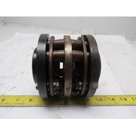 "Rexnord 163 DB7 STD Flexible Drive Coupling 7/8"" x 1"""
