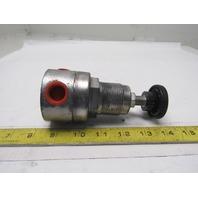 "Monnier 102-1000-4 1/2"" Port 10-130PSI Relieving Pressure Regulator"