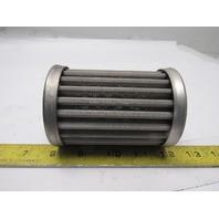 "DOMS Inc. 04201 3/4"" Male NPT Stainless Steel Mesh Strainer Filter Element"