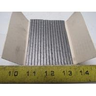 "Union Carbide Grafoil Graphite Valve Packing Pocket Packs (5) 1"" Valves"