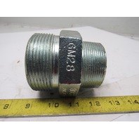 "Dixon Boss 2"" NPT Ground Joint Male Spud"