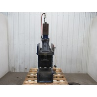 "Hydraulic Guided C Frame Press 8"" Stroke 6"" Throat 12"" Opening"