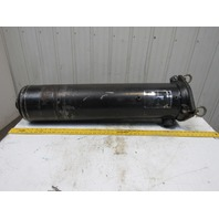 "Rosedale 8-30-2P-1-150-C-V-S-B 2"" NPT 30"" 150 PSI Steel Bag Filter Strainer Unit"