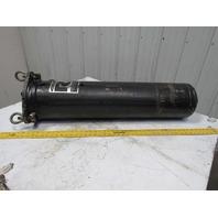 "Rosedale 8-30-2P-1-150-NCVSB 2"" NPT 30"" 150 PSI Steel Bag Filter Strainer Unit"
