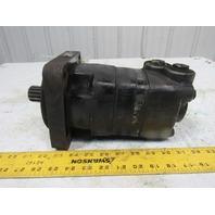 """Char-Lynn 109 1158 004 246.3 CM3/R Displacement Hydraulic Motor 1-1/4"""" Spline"""