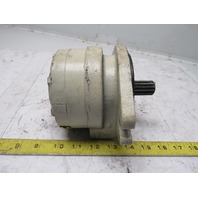Parker 116-2-BS-0 Hydraulic Motor  13 Spline 7/8 Shaft
