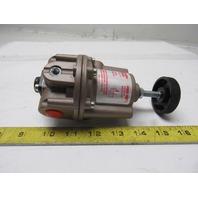 """Schrader Bellows 35501020 1/4"""" Port Precision Air Regulator 500 PSI"""