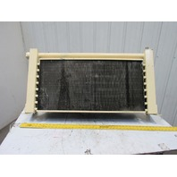 "Heat Exchanger Air Cooled Oil Cooler Hydraulic Radiator Unit 16""x 32"""