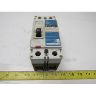 Westinghouse HFD 65k Series C 2 Pole 20A 600V Industrial Circuit Breaker