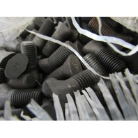 M16 16mm-2.0 X30mm Mill liner Elliptical Bolt/Oval High Tensile 8.8 Black Oxide