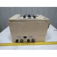 Ingersoll Cinetic Automation Size DC/02 Spindle Drive Control Test Station