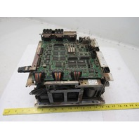 Yaskawa CACR-UP6AAC JUSP RCP01AAB Servo Controller From Yasnac XRC Robot