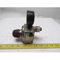 "Devilbiss HAA-522 Stainless Steel Pneumatic Regulator 3/8"" NPT"