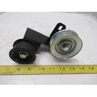 Dematic K041521AAA Power Twist V Belt  Guide Roller Conveyor Drive Idler Ass'y
