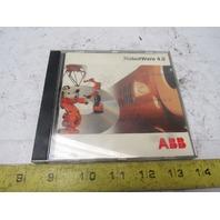 ABB Robotics 3HAC8531-1.53 RobotWare 4.0 CD Disk