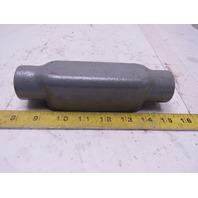 """Killark OC-3M Duraloy Iron  1"""" Hub Type C Conduit Body"""