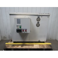 Turmoil OC-200 ILCTC Hydraulic Oil Refrigerated Chiller Cooling Unit 460V 3 Ph