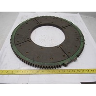 """100T External Tooth Friction Disc Drive Clutch Plate Assembly 20-1/4"""" OD 10"""" ID"""