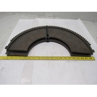 100T External Tooth Friction Disc Drive Clutch Plate Set