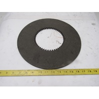 """Raybestos 13"""" OD 5-3/4"""" ID Internal Tooth 48T 0.306"""" Thick Clutch Friction Disc"""