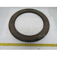 "19-1/2"" OD 14-1/4"" ID Internal Tooth 96T 0.885"" Thick Clutch Friction Disc"