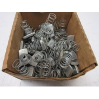 Power Strut 223 Channel Nut W/Long Spring 5/16-18 Thread Size 200 Ser Lot of 65