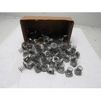 "Uni Strut Spring Nut Long Spring Size: 5/8""-11 Steel/Electro-Galv. Lot of 80"