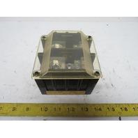 Bussmann 16376-2 2 Pole Power Distribution Block 420A-600V