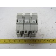 Bussmann CH221G 22X58 Fuse Holder 125A 660VAC Lot of 3