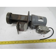 Yeong Chyung Industries Type YC Coolant Motor Pump 1/8 H.P. 110/220V 50/60 Hz