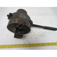 Foster Machine CO. 413-1106 Antique Barker Wrenchless Machine Chuck