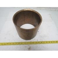"L&J 100 Ton 2 Piece Brass Wear Bushing Pitman Bearing 7-1/2"" ID 8-1/4"" OD"