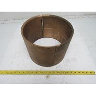 "10"" ID Brass Wear Bushing Pitman Bearing Sleeve 2 Piece Set"