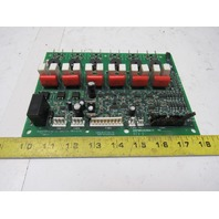 Liebert 02-810004-11 Rev 02 Bypass Static Switch Drivers Circuit Board PCB