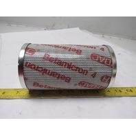 Hydac 1250493 0330 D 010 BN4HC Hydraulic Filter Element 10 micron 84gpm Max Flow