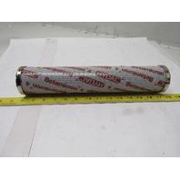 Hydac 01253082 0280 D 010 BH4HC Hydraulic Filter Element 10 micron 74gpm Max