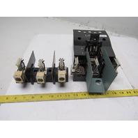 Cutler Hammer 178C925G05 De-Ion 200A 600VAC 3Pole Fusible Disconnect Switch