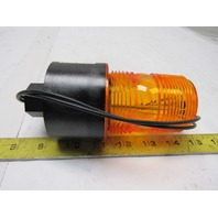 Tomar Microstrobe 490S 120VAC Amber Strobe Flashing Light Safety Alert Beacon