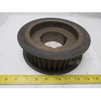 P44-14M-55 55mm Wide Timing Belt Sheave 44T 2617 TL Bushed 3320RPM