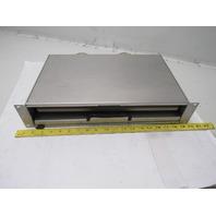 "Hoffman A19KBC2B Networking & Server Cabinet 19"" Aluminum Keyboard Compartment"