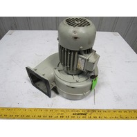 Elektor D-060 1.3Hp 265/460V 3Ph 3380RPM 60Hz Squirrel Cage Draft Blower