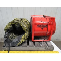 Allegro Model 9515 115V 1/2Hp 3400CFM Confined Area Explosion Proof Axial Blower