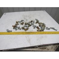 "1"" B Line Super Strut Mixed Lot Pipe Rigid EMT Strut Clamp Straps Lot Of 30"