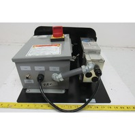 Dematic 3 Hp Fieldbus Motor Drive FMD 20-30VDC 380-480V Input